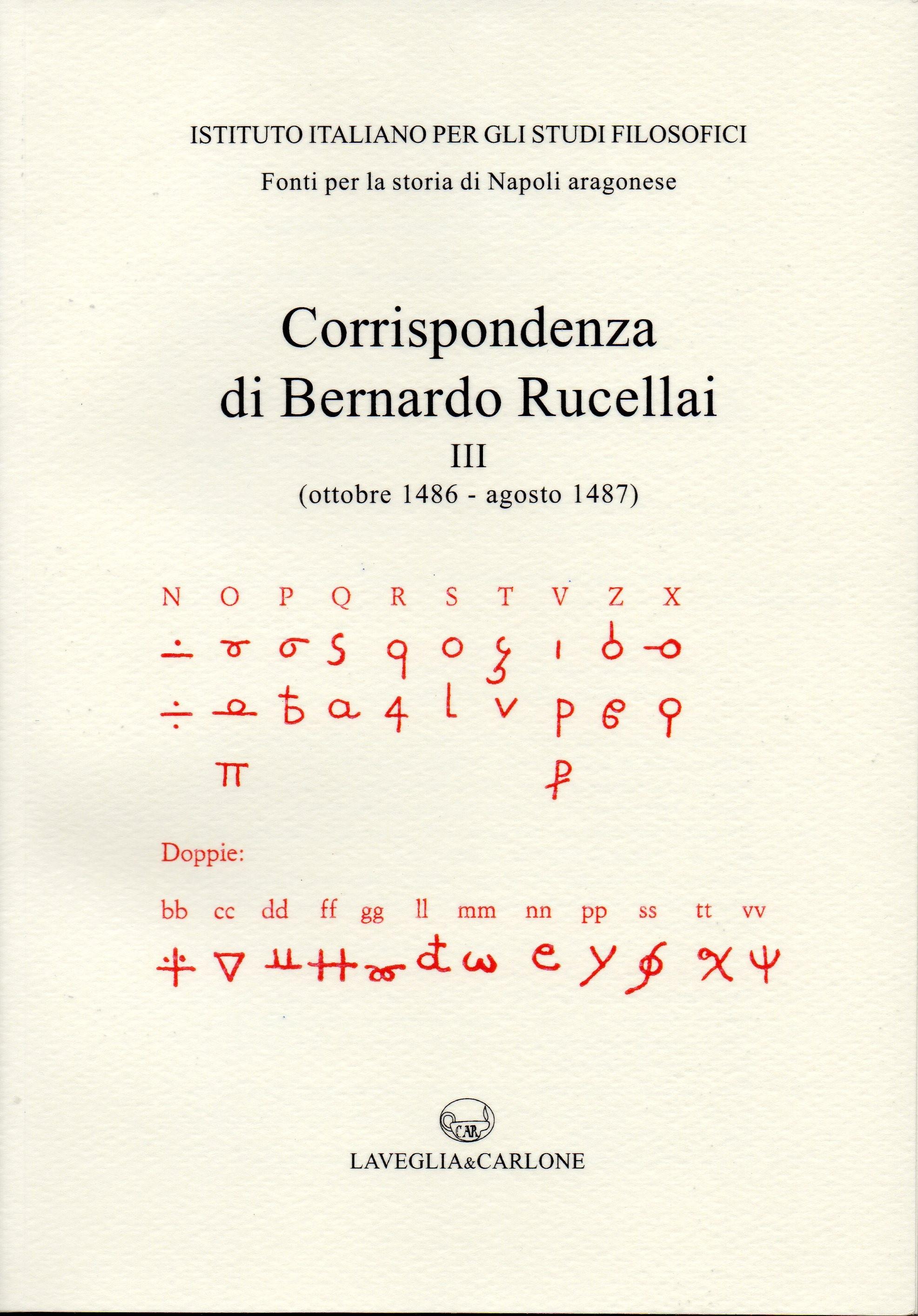 Copertina Rucellai